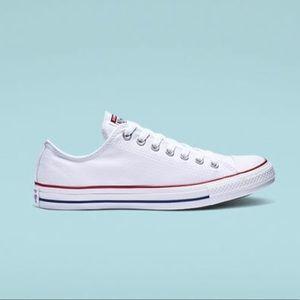 White Converse